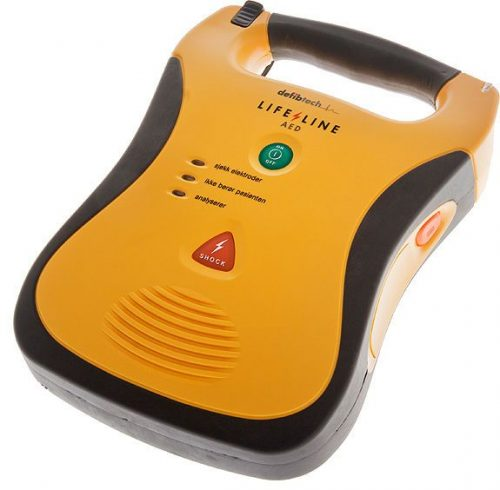 Norsk Førstehjelp Service Hjertestarter Defibtech Lifeline-1519980456705